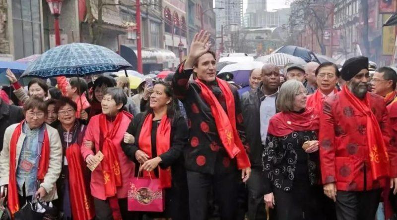 加拿大,被这几个假中国人忽悠?