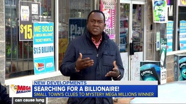 15亿美元超级彩票中奖者终于现身领奖