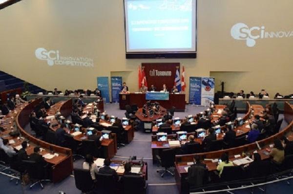 第3届中国深圳创新创业国际大赛加拿大分站赛暨Sci中加创新大赛多伦多举行