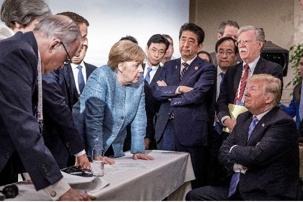 冷战后美国反噬盟友
